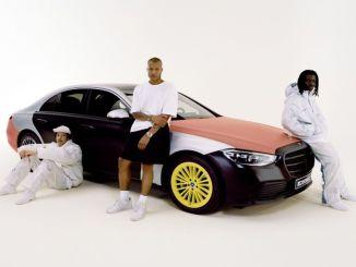 來自梅賽德斯-奔馳和蒼鷺普雷斯頓的安全氣囊概念設計系列