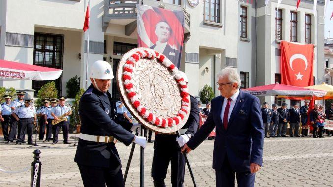 Der Jahrestag der Befreiung in Odemiste wird den ganzen Tag über gefeiert