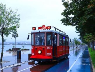 nostalgičen tramvaj do vojaške plaže