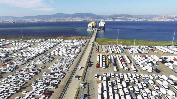 Automobilexporte erreichten im August eine Milliarde Dollar