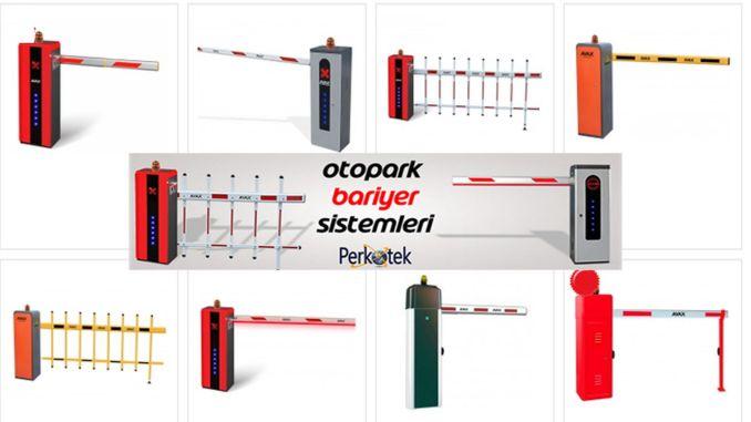 perkotek parking barrier systems