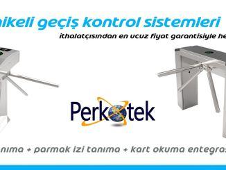 perkotek turnstile -systemer