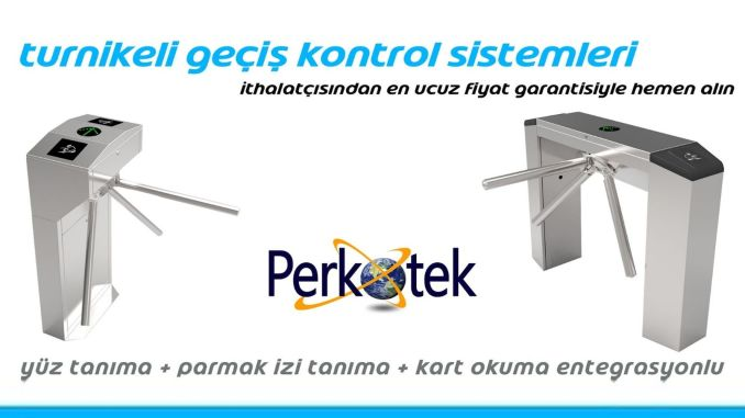 perkotek turnstile systems