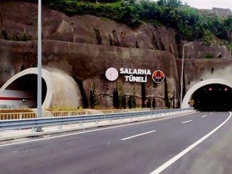 薩拉哈隧道投入使用,瑞澤年度夢想成真
