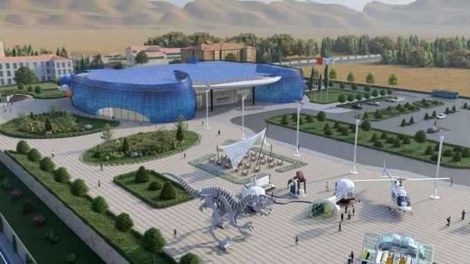 Die Arbeit am Şanlıurfa Science Center Projekt . geht weiter
