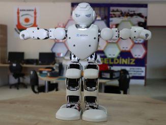 sanliurfa robotkodningsværksted åbnet