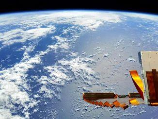 left the shenzhou space station