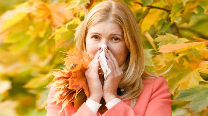 способы избежать осенней аллергии