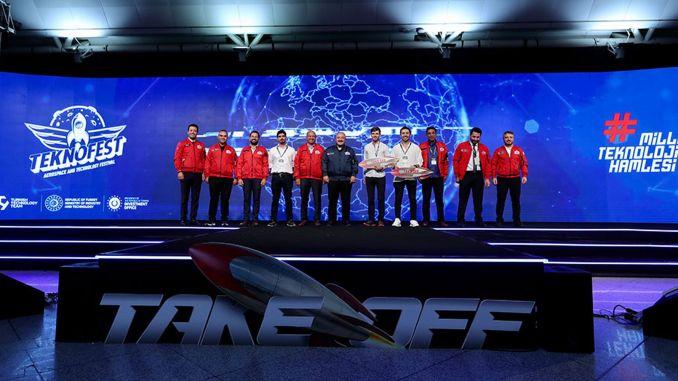 take off international initiative summit award ceremony