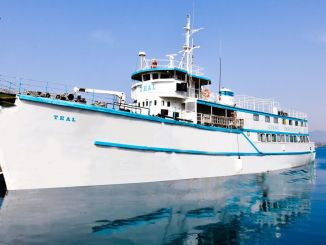 Радови се настављају на подручју на којем ће се брод чаја претворити у музеј