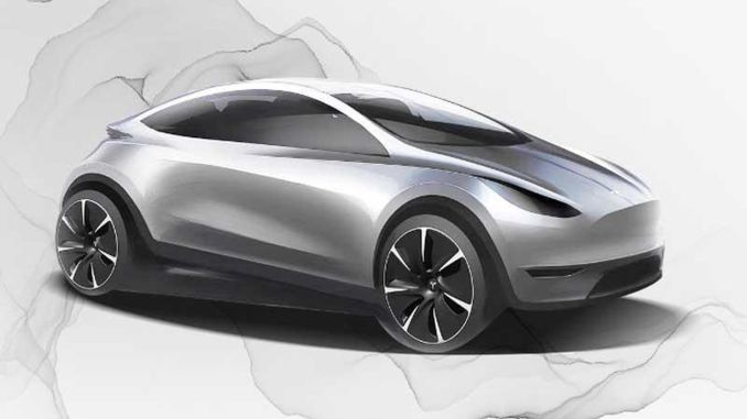 Tesla will produce a steering wheel and pedalless car in China