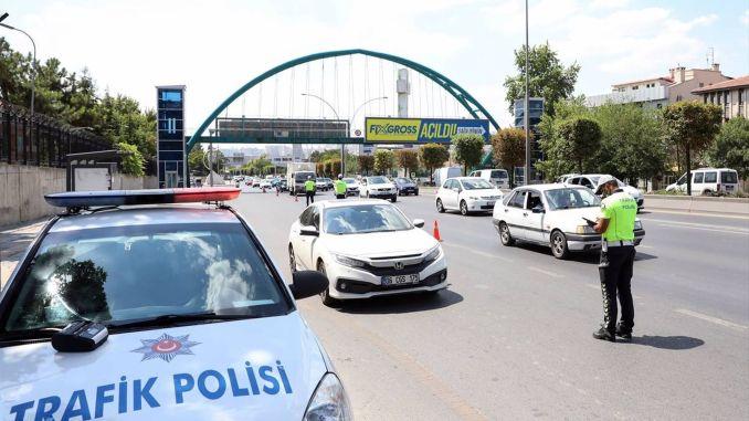 kršenje prometnih pravil ni dovoljeno