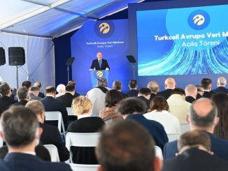 Turkcell Avropa məlumat mərkəzi açıldı