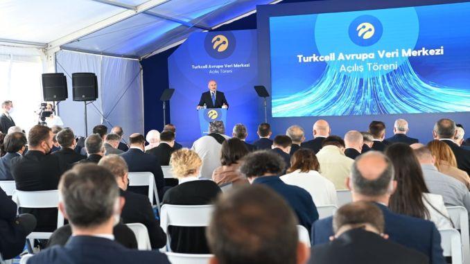 Turkcell Europe Rechenzentrum eröffnet