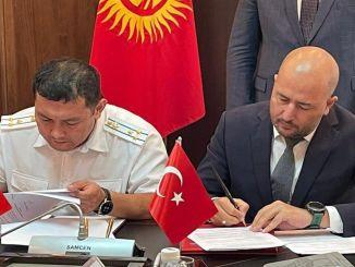S-a decis liberalizarea transportului între Turcia și Kârgâzstan.