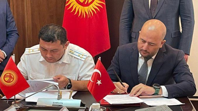 Se decidió liberalizar el transporte entre Turquía y Kirguistán.