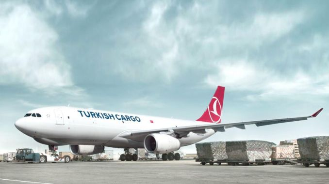 turkey's exports are rising on the wings of turkish cargo