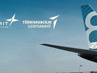 tusas 和精神航空系統公司簽署了另外兩項新的合作協議
