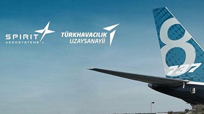 وقعت شركة Tusas و Spirit aerosystems تعاونين جديدين