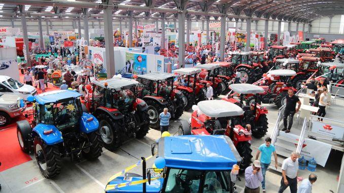 usak ege sajam poljoprivrede i stočarske tehnologije otvara svoja vrata