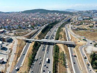 ไปสุดทางสะพาน Kirazpinar ใหม่