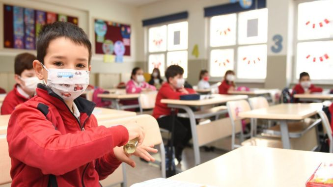 be patient to adapt to face-to-face education