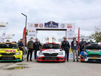 कुकुरोवा बोस्टांसी टीम ने ईजियन रैली जीती