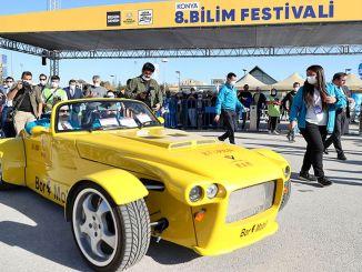 Začel se je Festival znanosti Konya