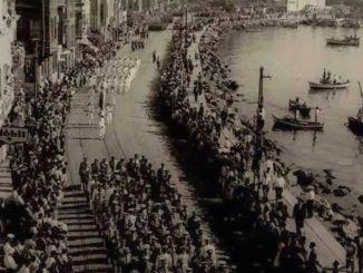 Die letzten Besatzungstruppen verließen Istanbul