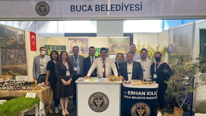 Buca Municipality's Agricultural Projects Appeared at the Agriculture Summit