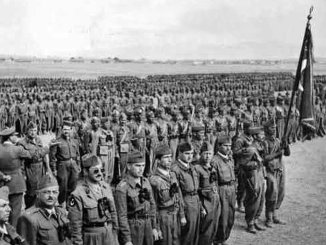 Türkische Militäreinheit in Korea angekommen