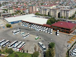 Van Intercity -bussiterminaali