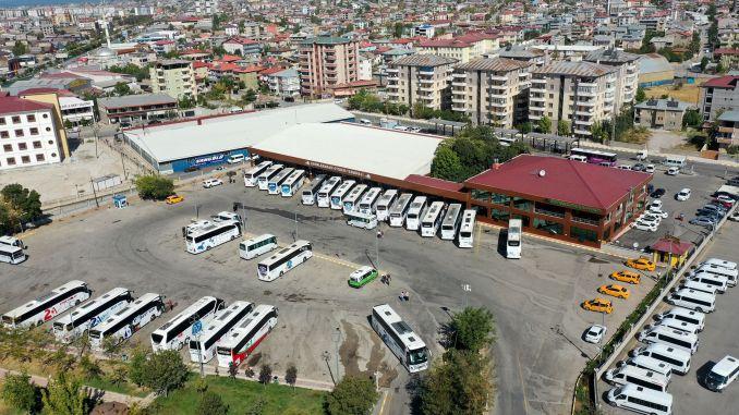 Van Intercity Bus Terminal