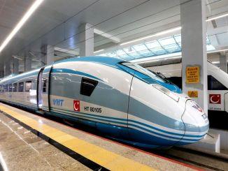 安卡拉-伊斯坦布爾 YHT 線路增加了額外的航班。