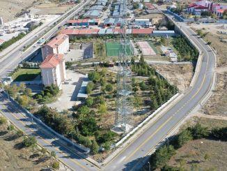 il record dell'asfalto ad ankara è stato rinnovato in diversi punti