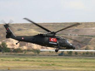 helikopterin modernisointisopimus aselsanin santarmeen kanssa