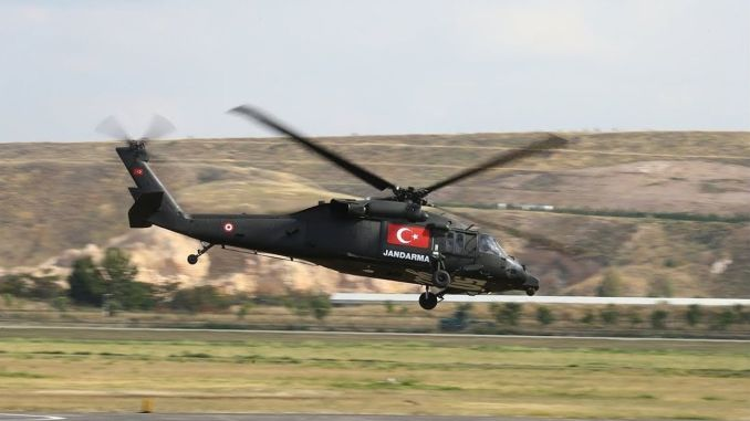 helicopter modernization contract with gendarmerie from aselsan