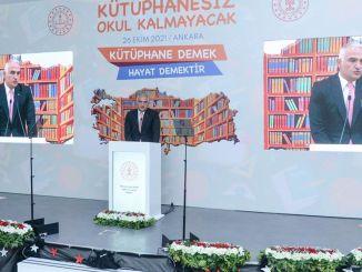Ministar Ersoj prisustvovao je promotivnom skupu projekta Neće biti škole bez biblioteka