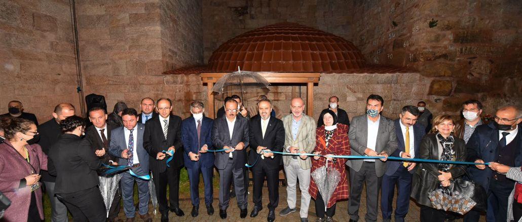 bursa's annual dungeon opened for art