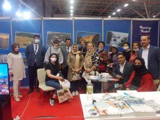 Bursan matkailun arvot esiteltiin van Itä -Anatolian matkailu- ja matkailumessuilla