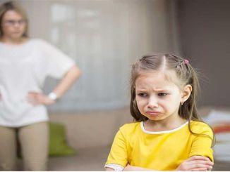 Pitäisikö meidän rangaista lasta tarvittaessa?