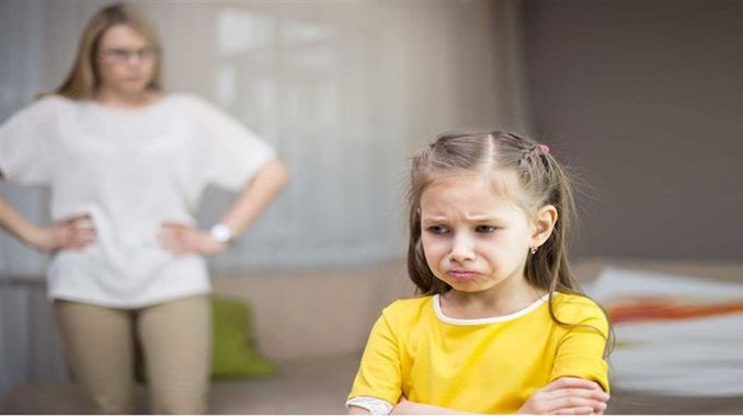 Should we punish the child when necessary?