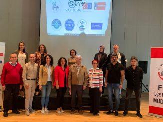 дев'ятого вересня було завершено засідання проекту ЄС з управління розумним призначенням університету