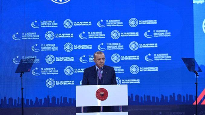 erdogan ankara sivas we are opening the high speed train line soon