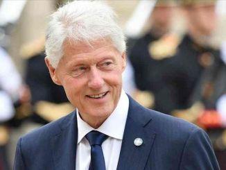 bivši predsjednik Clinton hospitaliziran