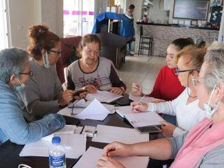 การฝึกอบรมโครงการ ab สำหรับผู้สมัครผู้ประกอบการจากสมาคม foca womenca