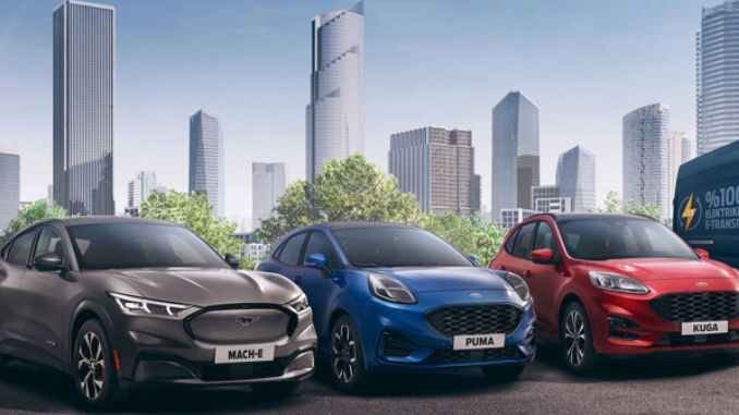 the future with ford is not far from the truth