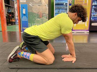 vier Übungen für starke Handgelenke