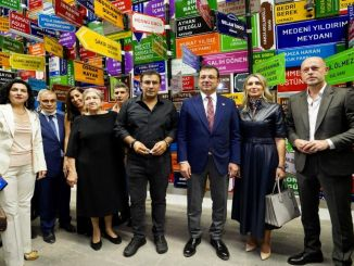 The memory room of the sun is opened in Diyarbakir