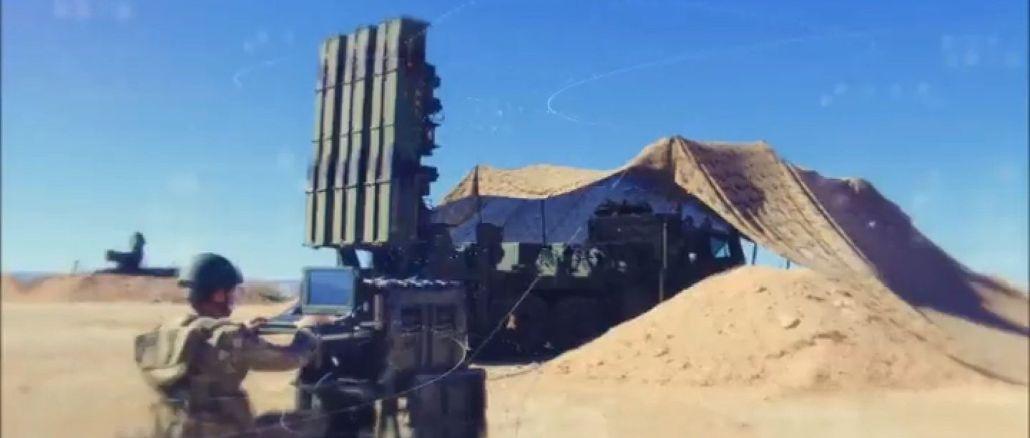 أنظمة صواريخ حصار للدفاع الجوي عمليًا
